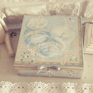 Pudełko dla Dzidziusia