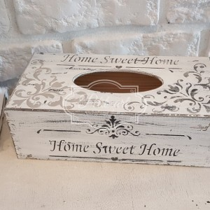 53 Home Sweet Home Chustecznik