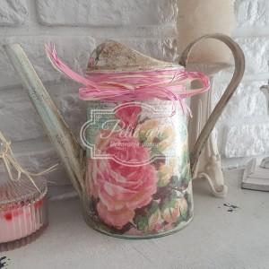 320 Konewka róże vintage